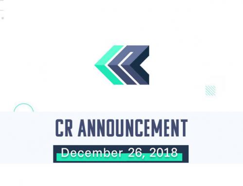 Important Cyber Republic Announcement