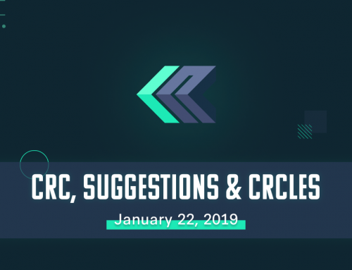 CRC, Suggestions Launch, Empower35/CRcles Update