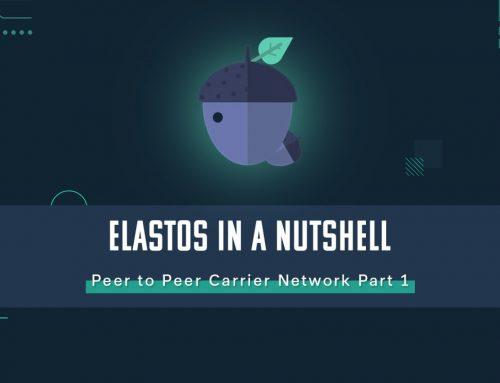 Elastos In A Nutshell – A Layman's Perspective: Peer to Peer Carrier Network Part 1