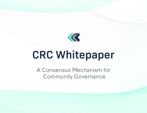 CRC Whitepaper 1.0 Released